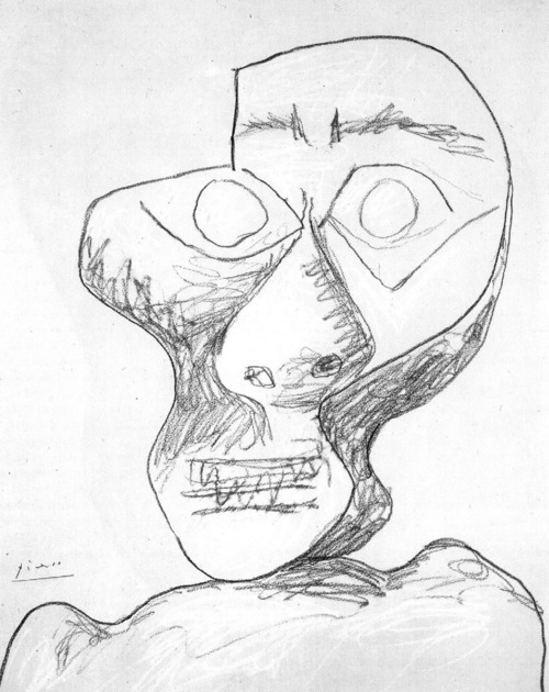 picasso-self-portraits-in-chronological-order-1901-1972-9