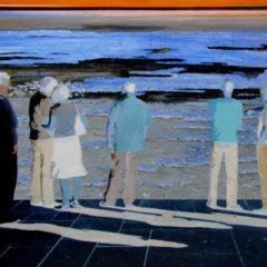 Nooit eerder vertoond werk van Max Selen te zien bij Art Center Hugo Voeten