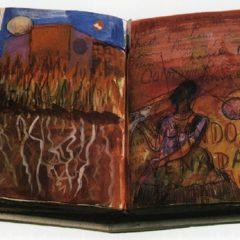 Een kijkje in het schetsboek van… Frida Kahlo
