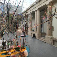 Een 'metafloristieke', magische kunstinstallatie in het MSK in Gent