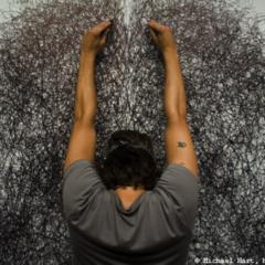 De choreografie van het tekenen… ontdek de kunst van Tony Orrico!