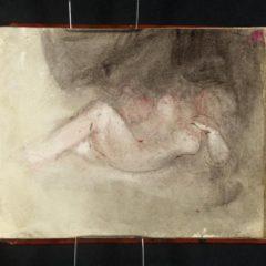Een kijkje in het schetsboek van… William Turner