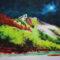 De verschijning van de hemel volgens Hans Bruyneel bij Galerie Dessers