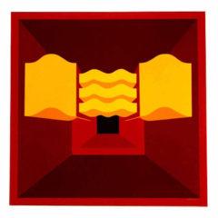 """""""Stages of a spiritual journey"""", overzicht van het werk van Guy Baekelmans bij Galerie Van Der Planken"""