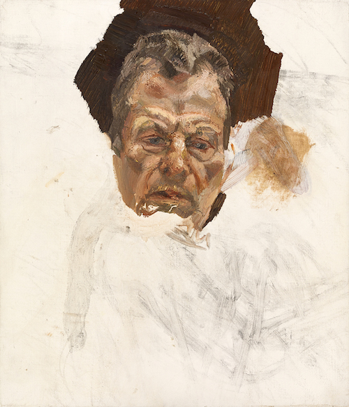 lucian-freud-self-portrait-fragment-oil-on-canvas-356mmx306mm