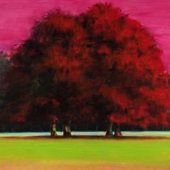 De overweldigende, artificiële landschappen van Hans Bruyneel, vanaf 22 april te zien bij Dessers Gallery