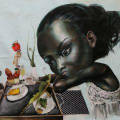 Een opkomend talent in de Afrikaanse hedendaagse kunst: Ndidi Emefiele