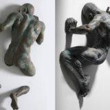 Krachtig en verfijnd… ontdek het verbazende beeldhouwwerk van Matteo Pugliese