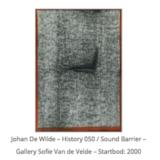 Opmerkelijke veiling Belgische hedendaagse kunst voor een goed doel