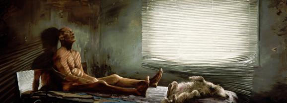 Anarchie in het woud… ontdek de merkwaardige schilderwerken van Jarmo Mäkilä
