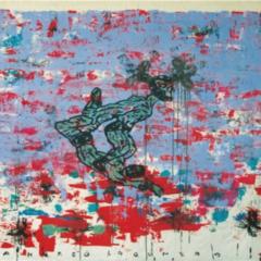 """""""Take a walk on the wild lines"""", merkwaardige dubbeltentoonstelling bij Artelli Gallery"""