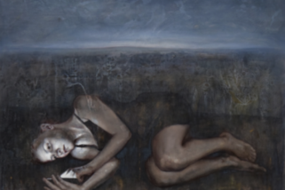 Een heel speciale kunstenares om op te volgen… ontdek het werk van Jenka Barakina bij galerij Down to Art vanaf 21 mei!