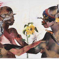 Een rijzende ster in de Afrikaanse kunst… ontdek het werk van Wangechi Mutu