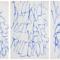 Solotentoonstelling met 150 schilderijen en tekeningen van Philippe Vandenberg in Hauser & Wirth New York
