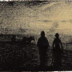 Een kijkje in het schetsboek van… Georges Seurat