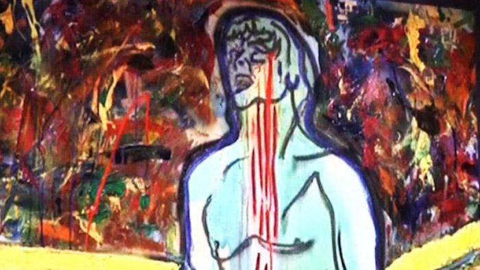 Sylvester Stallone Exhibition