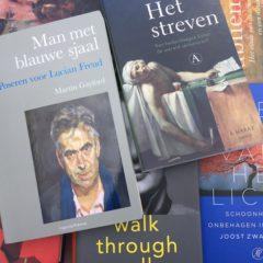 8 boeken over kunst om mee te nemen op reis
