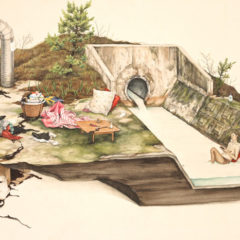 Hoe kunstenaars omgaan met negatieve herinneringen… ontdek het werk van Jinju Lee