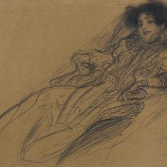 Een kijkje in het schetsboek van… Gustav Klimt