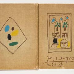 Een kijkje in het schetsboek van Picasso
