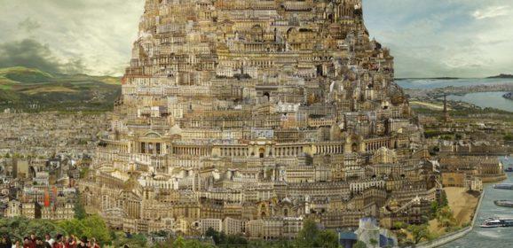 Het nieuwe Babel volgens Jean-Francois Rauzier