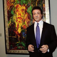 Sterren die kunst maken (#3): Sylvester Stallone