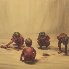 """""""Sixteen dances"""", nieuw werk van Michaël Borremans bij Zeno X"""