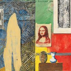 Bijzondere retrospectieve van Jasper Johns, nog tot 10 december in Londen