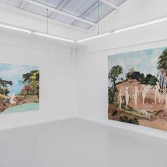 'Rivers in your mouth', sterk nieuw werk van Sanam Khatibi bij Rodolphe Janssen Gallery tot 28 oktober
