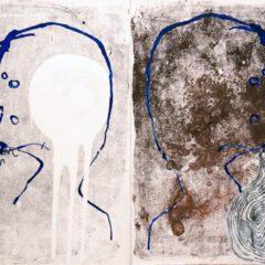 'Bloedverwanten', de fascinerende zoektocht van Franca Ravet nog tot 30 oktober bij Galerie Dessers