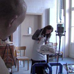 Een kijkje in het atelier van… Sofie Muller