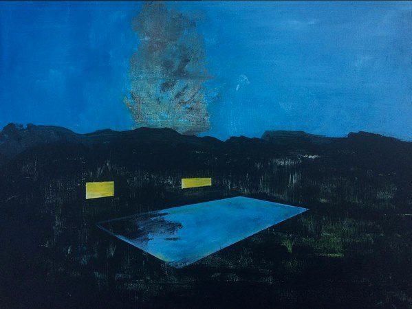 Kinsbergen - Yellow Lights (2017)