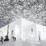 Een nieuw museum opent haar deuren… welkom in het Louvre Abu Dhabi
