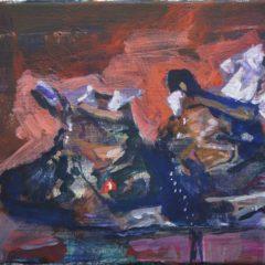 """""""Manen en laarzen"""", artistieke kijk op de geschiedenis… Koen Broucke in het Taxandriamuseum in Turnhout"""