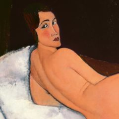 Mooie retrospectieve van Modigliani in het Tate Modern