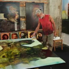 Zen in het werk van Johan Van Mullem. Twee cruciale interviews om zijn werk te ontdekken, of om er zich in te verdiepen.