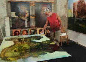 Zen in het werk van Johan Van Mullem