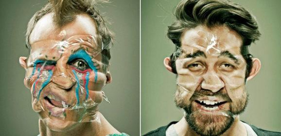 De 'defiguratieve' portretten van Wes Naman… alleszins bevreemdend