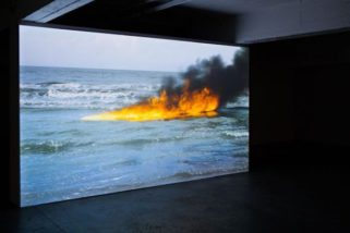 'De opwarming', een artistieke aanklacht in het KASK Antwerpen