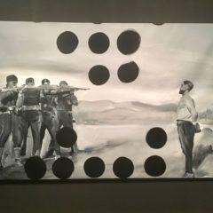 Oorlog wordt kunst in Arts Santa Monica in Barcelona