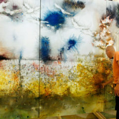 'The spirit of painting' de explosieve kunst van Cai Guo-Qiang, tot 4 maart in het Prado Madrid