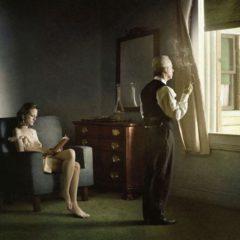 Meesterwerken kopiëren als bron van inspiratie. Ontdek de reeks 'Hopper meditations' van Richard Tuschman