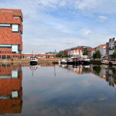 6 galerijen slaan de handen in elkaar op het Eilandje in Antwerpen