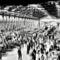 Laisser opérer le lent travail de la mémoire… magische fotografie van Marc Krüger