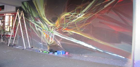 """""""The mathematics of colours"""", ontdek de wiskundige kunst van street-artist Proembrion"""