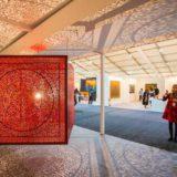 De vinger aan de pols: wat er zoal te zien was op de Indian art fair 2018