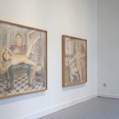 Pierre Klossowski, een miskende kunstenaar te ontdekken bij Gladstone Brussels tot 10 maart
