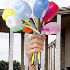 Beeld van Jeff Koons ter nagedachtenis van de terreur in Parijs zorgt voor ophef…