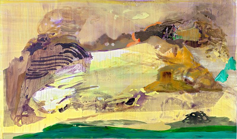 hedendaagse landschapsschilders