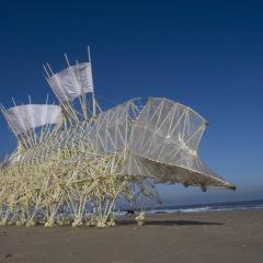 Pure magie… de strandbeesten van Theo Jansen